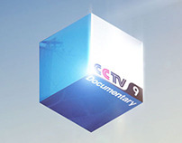 CCTV9 Redesign - Director's Cut