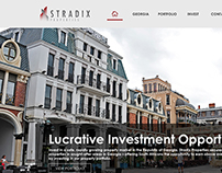 Stradix Website Design