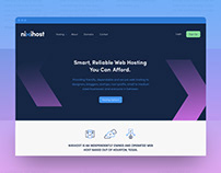 Nixihost — Identity & Website