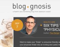 Bloggnosis Website