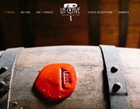 La Cave Web Design