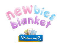 Newbies Blanket: Universal.