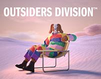 Cabeza Patata x Outsiders Division