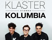 Kolumbia Poster