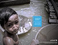 Trabajo forzado niños, Unicef
