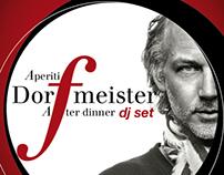 Pastificio dei Campi presenta Dorfmeister - Poster