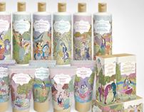 Packaging. Gazelli International
