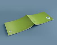 Company Profile Layout/Design | Dina Farms