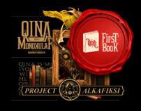 "Project Alkafiksi "" IYOLI Book 1/ Qina & Monokular"""