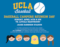 UCLA Athletics Marketing: Men's Baseball