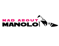 Mad About Manolo Logo Option