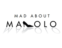 Mad About Manolo High-End Retail Logo Option