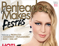Revista Penteados e Makes Festas. Nº1