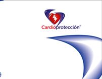 Cardioprotección Diseño de Papelería y publicidad