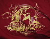 Spartan t-shirt Design