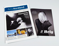 Newspaper redesign – Avisa Nordland