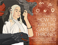 The Economist / 1843 Magazine: Game of Thrones