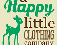 A Happy Little Clothing Company Logo