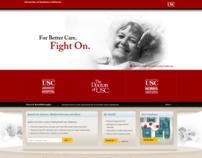USC Hospitals Website