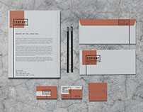 Kronos - Stationery Set