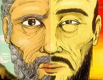 Platón/Confucio Portrait