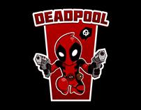 Ilustração • Deadpool