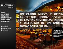 Casino Web Design