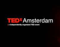 Official TEDxAmsterdam 2010 trailer