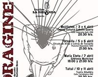 gráfica Vorágine, itinerancia FONDART 2013