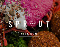 Sprout & Co. Kitchen Dawson St. and Mount St. Dublin