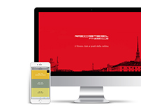 Redsteel gym website