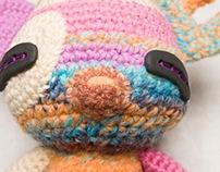 MOJU 荷利節 / MOJU Knitting Dolls