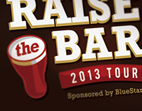 Raise the Bar - Email Blast Campaign