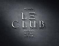 Le Club Poa /Bra // Branding
