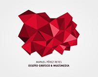 Imagotipo Personal - Manuel P. R. (#2 sólo propuesta)