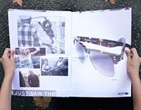 Periodico Rusty adelanto coleccón 2013 - Layout