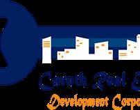 Caruth Real Estate Development Corporation Logo Design