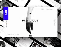Presicious - Keynote
