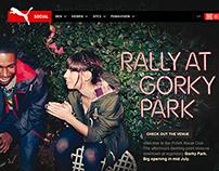 Puma Gorky Park // PUMA Social Club Website