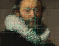 Portrait nr.1 :Johannes