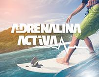 Branding: Adrenalina Activa