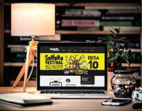 Sonoro Music Festival - webdesign & development