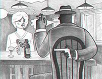 Die Widmung für Rainer Werner Fassbinder