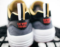 PUMA X Frank the Butcher: Eat What You Kill collection