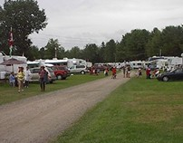 Sherwood Forest Camping Park in Nova Scotia