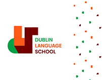 Dublin Language School Logo