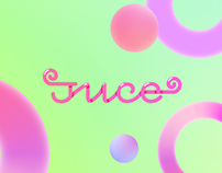 JUCE brand identity