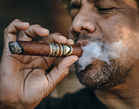 Work for MOMBACHO cigars