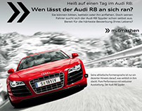 Audi Austria // Facebook Campaigns