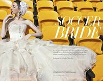 Soccer Bride